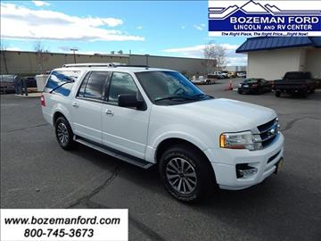 2015 Ford Expedition EL for sale in Bozeman, MT