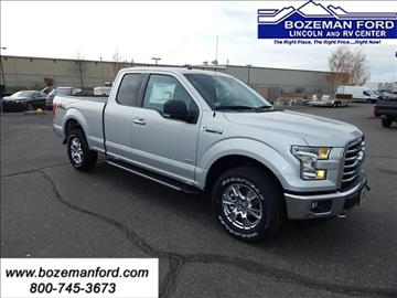 2016 Ford F-150 for sale in Bozeman, MT