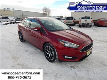 2017 Ford Focus for sale in Bozeman, MT