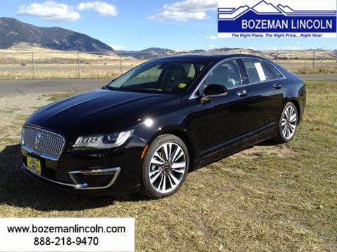 2017 Lincoln MKZ Hybrid for sale in Bozeman, MT