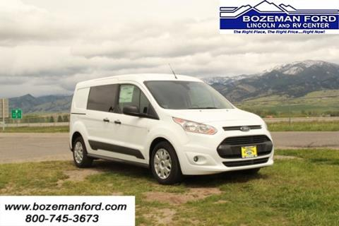 2017 Ford Transit Connect Cargo for sale in Bozeman MT