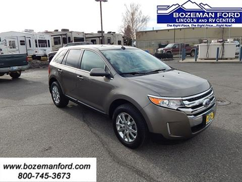 2014 Ford Edge for sale in Bozeman MT