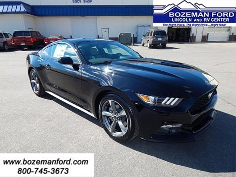 2017 Ford Mustang for sale in Bozeman MT