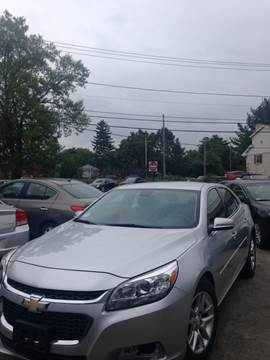 2015 Chevrolet Malibu for sale in North Providence, RI