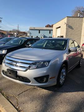2010 Ford Fusion for sale in North Providence, RI