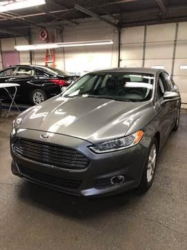 2013 Ford Fusion for sale in North Providence, RI
