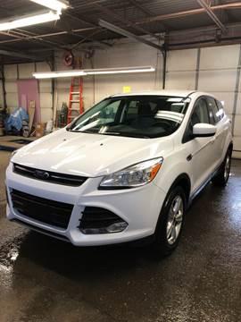 2016 Ford Escape for sale in North Providence, RI