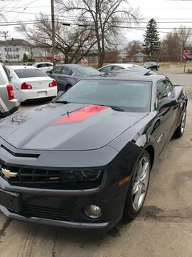 2012 Chevrolet Camaro for sale in North Providence, RI
