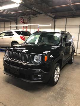 2017 Jeep Renegade for sale in North Providence, RI