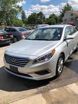 2017 Hyundai Sonata for sale in North Providence, RI