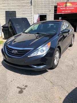 2011 Hyundai Sonata for sale in North Providence, RI