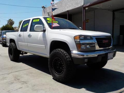 2012 GMC Canyon for sale in Corona, CA