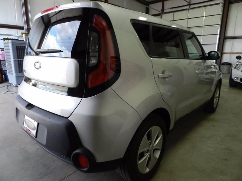 2016 Kia Soul 4dr Wagon 6A - Washington UT