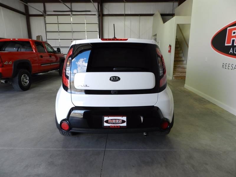 2016 Kia Soul + 4dr Wagon - Washington UT