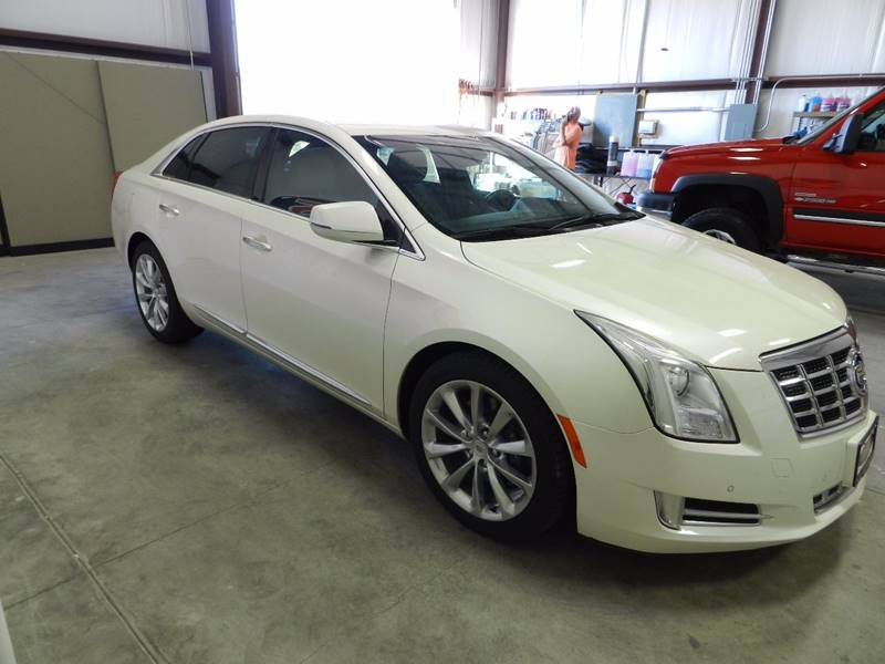 2013 Cadillac XTS Premium Collection 4dr Sedan - Washington UT