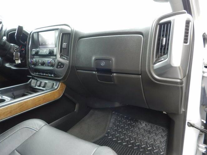 2015 Chevrolet Silverado 2500HD 4x4 LTZ 4dr Crew Cab SB - Washington UT
