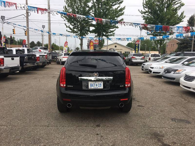 2012 Cadillac SRX Luxury Collection 4dr SUV - Lansing MI