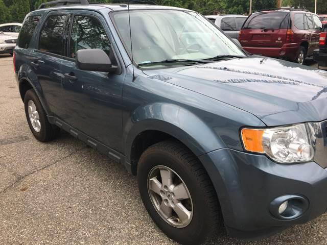2011 Ford Escape XLT 4dr SUV - Lansing MI