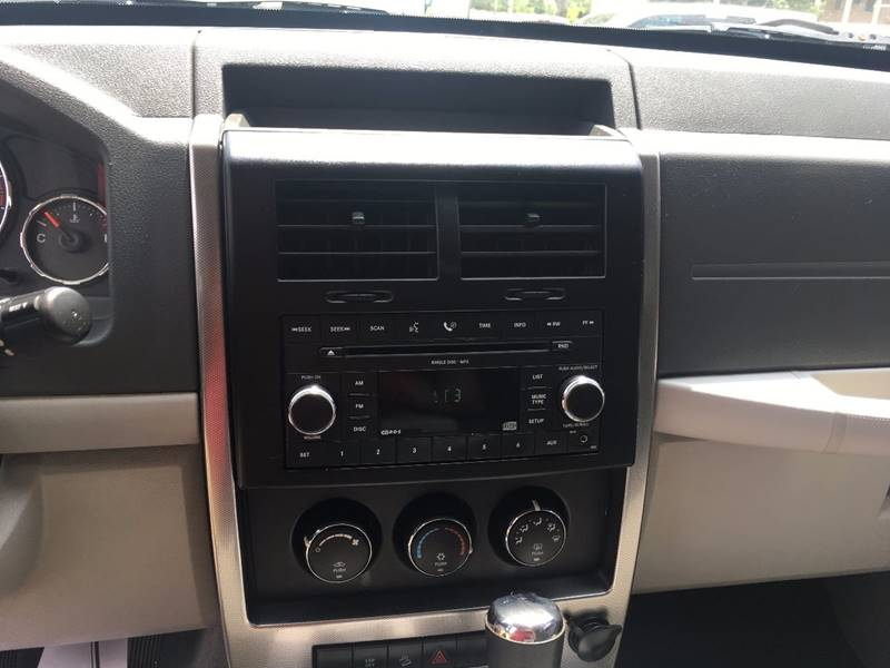 2008 Jeep Liberty 4x4 Sport 4dr SUV - Lansing MI