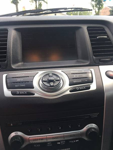 2009 Nissan Murano AWD SL 4dr SUV - Lansing MI
