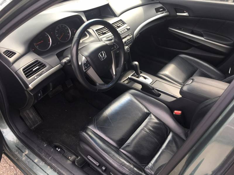 2008 Honda Accord EX-L 4dr Sedan 5A - Lansing MI
