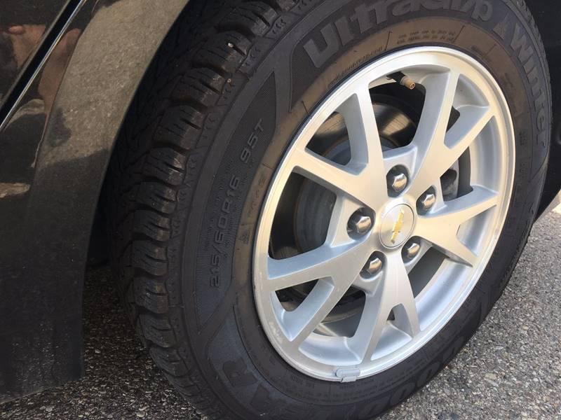 2014 Chevrolet Malibu LS Fleet 4dr Sedan - Lansing MI