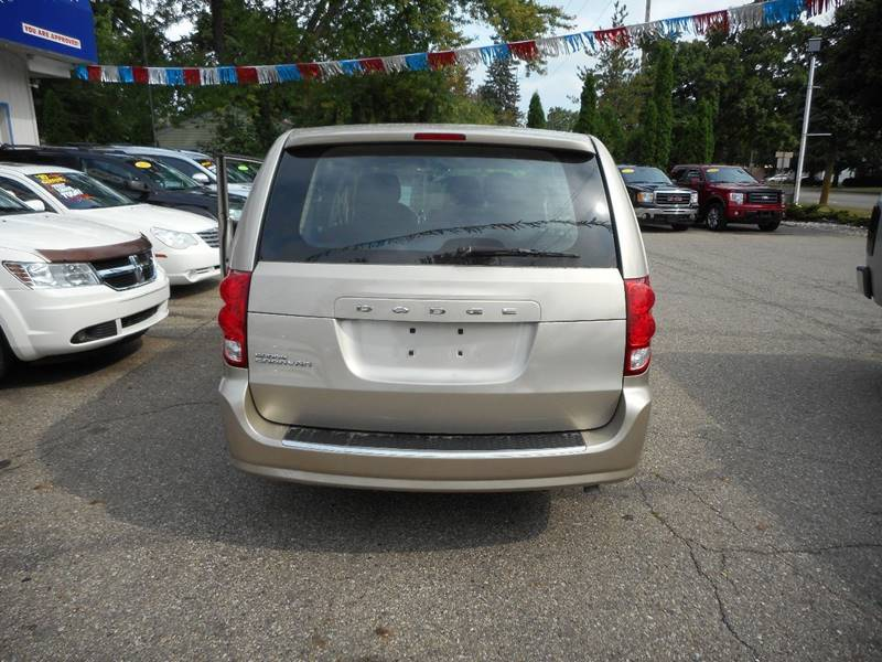 2013 Dodge Grand Caravan SE 4dr Mini-Van - Lansing MI