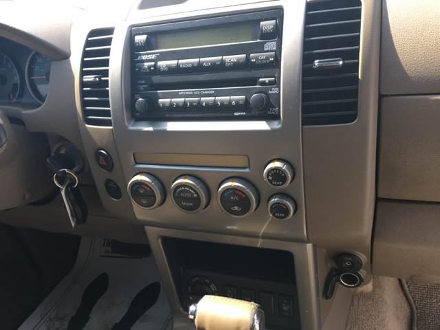 2007 Nissan Pathfinder SE 4dr SUV 4WD - Lansing MI
