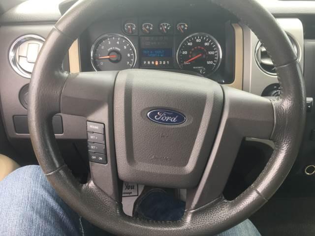 2009 Ford F-150 4x4 XLT 4dr SuperCrew Styleside 5.5 ft. SB - Lansing MI