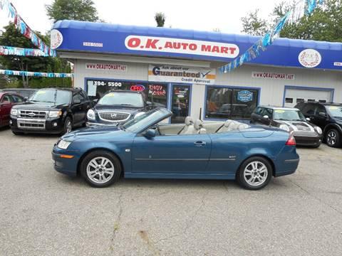2006 Saab 9-3 for sale in Lansing, MI