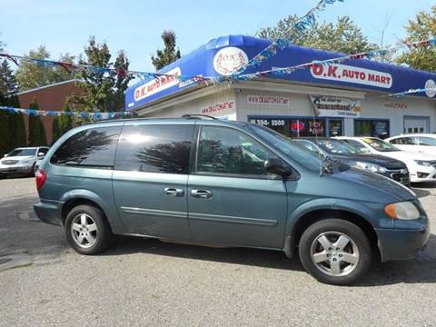 2007 Dodge Grand Caravan for sale in Lansing, MI