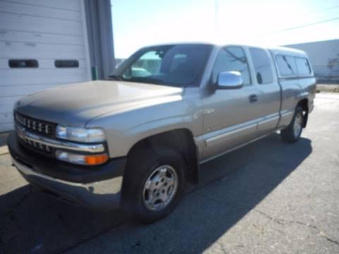 1999 Chevrolet Silverado 1500 for sale in Lansing, MI