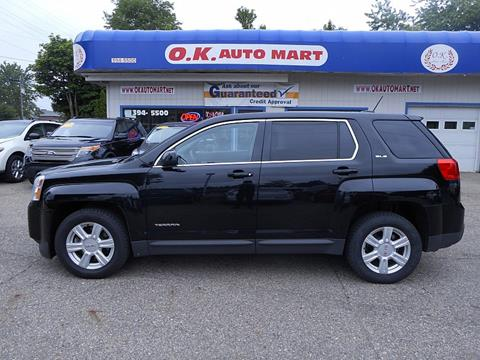 2015 GMC Terrain for sale in Lansing, MI