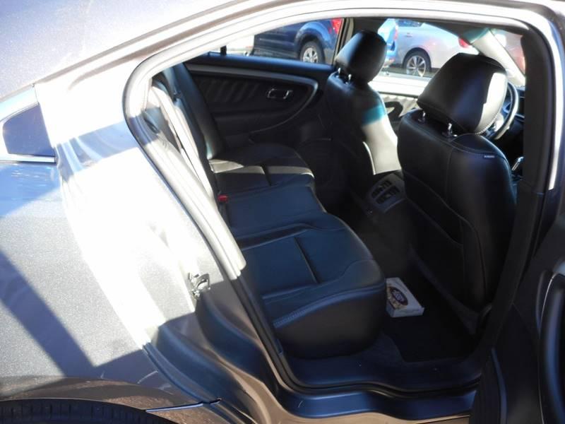 2013 Ford Taurus SEL 4dr Sedan - Lansing MI