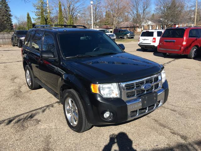 2011 Ford Escape AWD Limited 4dr SUV - Lansing MI