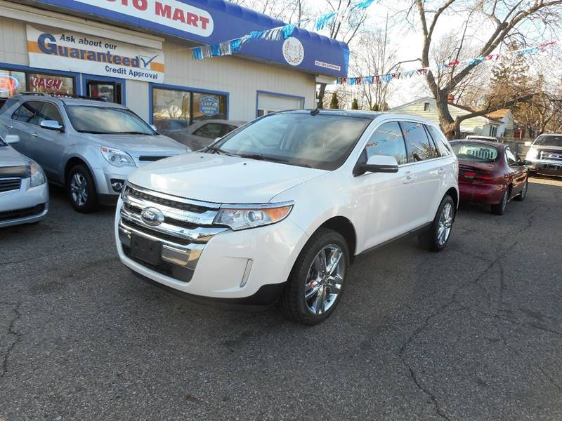 2013 Ford Edge AWD Limited 4dr SUV - Lansing MI