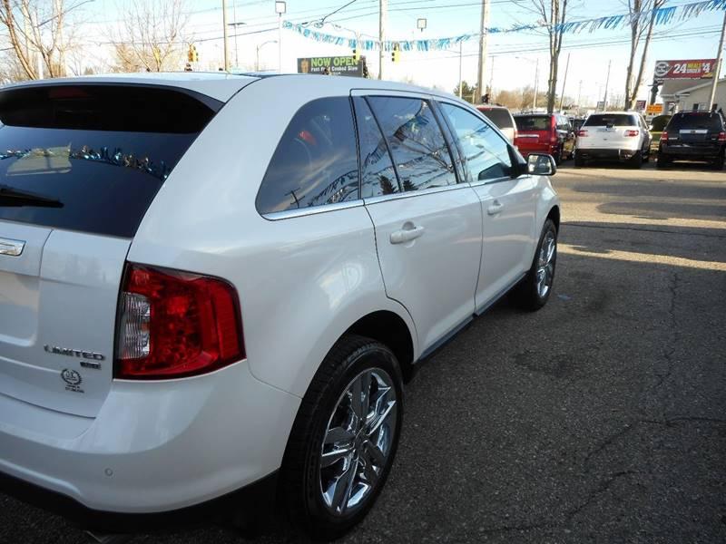 2013 Ford Edge AWD Limited 4dr SUV - Lansing MI