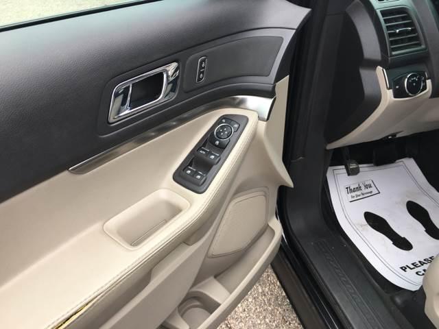 2014 Ford Explorer AWD 4dr SUV - Lansing MI