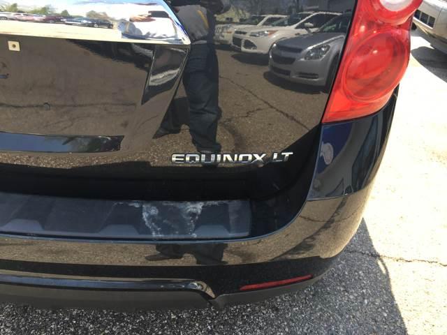 2013 Chevrolet Equinox AWD LT 4dr SUV w/ 1LT - Lansing MI