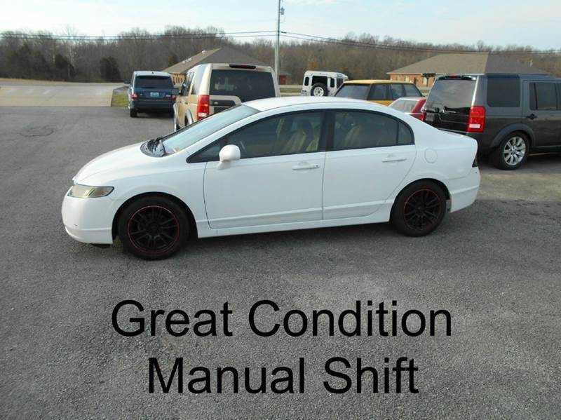 2006 Honda Civic for sale at Platinum Auto Group in La Grange KY
