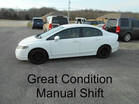 2006 Honda Civic for sale at Platinum Motor Sports in La Grange KY