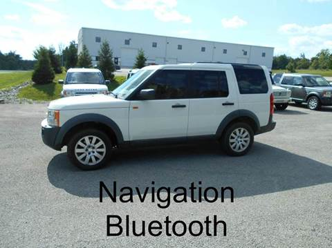 2005 Land Rover LR3 for sale at Platinum Auto Group in La Grange KY