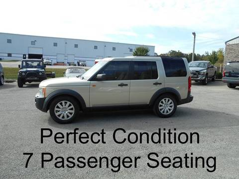 2006 Land Rover LR3 for sale at Platinum Auto Group in La Grange KY