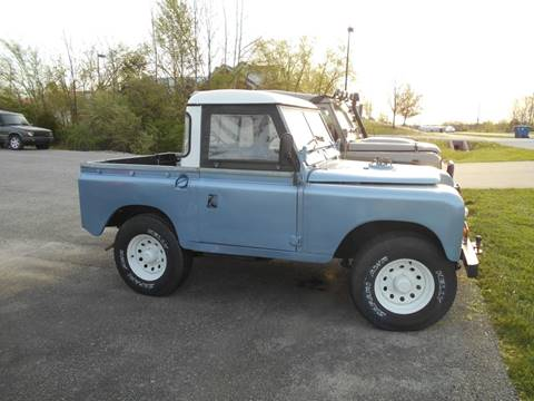 Land Rover For Sale Near Me >> 1981 Land Rover Defender For Sale In La Grange Ky