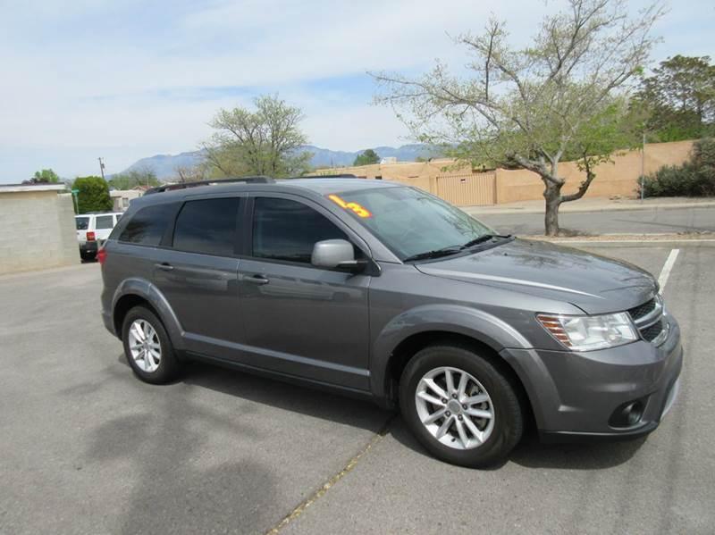 2013 Dodge Journey for sale at High Desert Auto Wholesale in Albuquerque NM