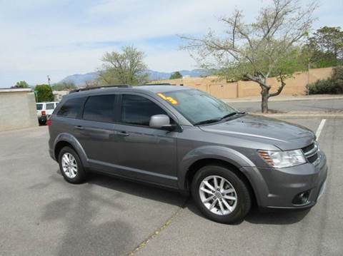 2013 Dodge Journey for sale at High Desert Auto Wholesale in Albuquerque NM