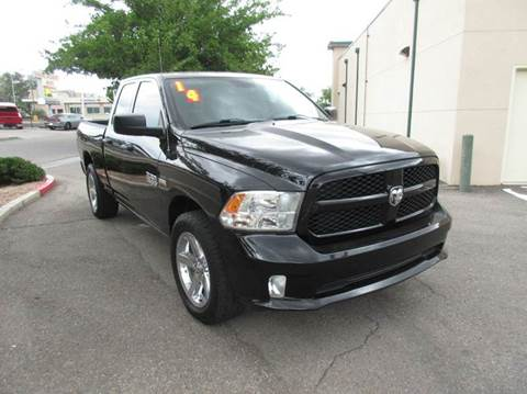 2014 RAM Ram Pickup 1500 for sale at High Desert Auto Wholesale in Albuquerque NM
