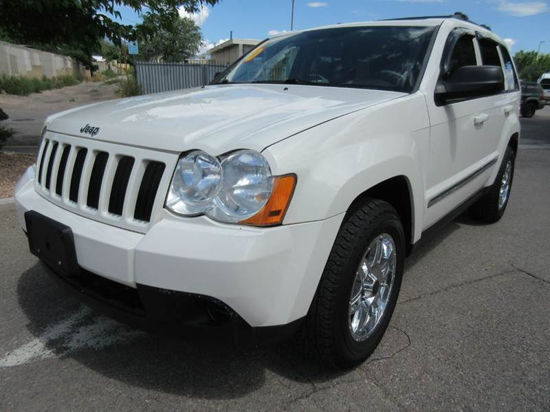 2010 Jeep Grand Cherokee for sale at High Desert Auto Wholesale in Albuquerque NM