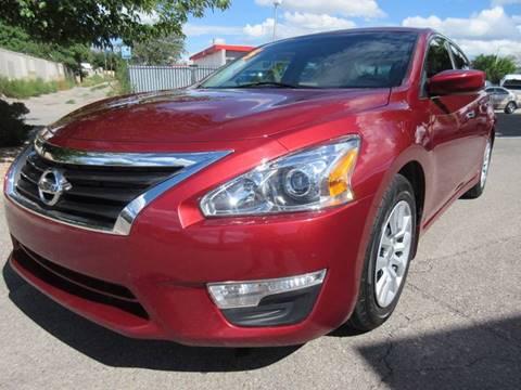 2015 Nissan Altima for sale in Albuquerque, NM