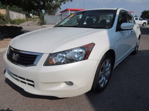 2009 Honda Accord for sale in Albuquerque, NM